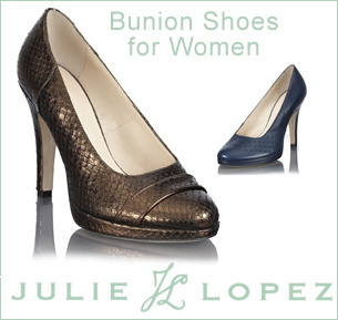 Dress Shoes For People With Bunions