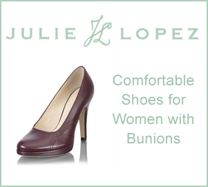Comfortable Shoes For Women With Bunions Julie Lopez Shoes