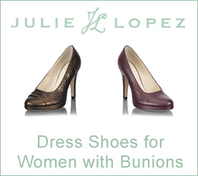dress shoes for with bunions julie shoes