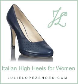 italian high heels for women | Julie Lopez Shoes