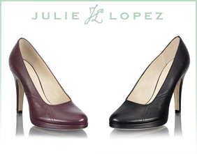 most comfortable high heel shoes | Julie Lopez Shoes