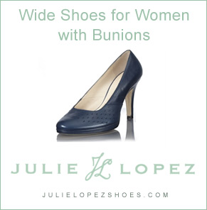 wide shoes for women with bunions  081b2f2f8