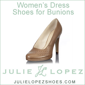 womens dress shoes for bunions | Julie