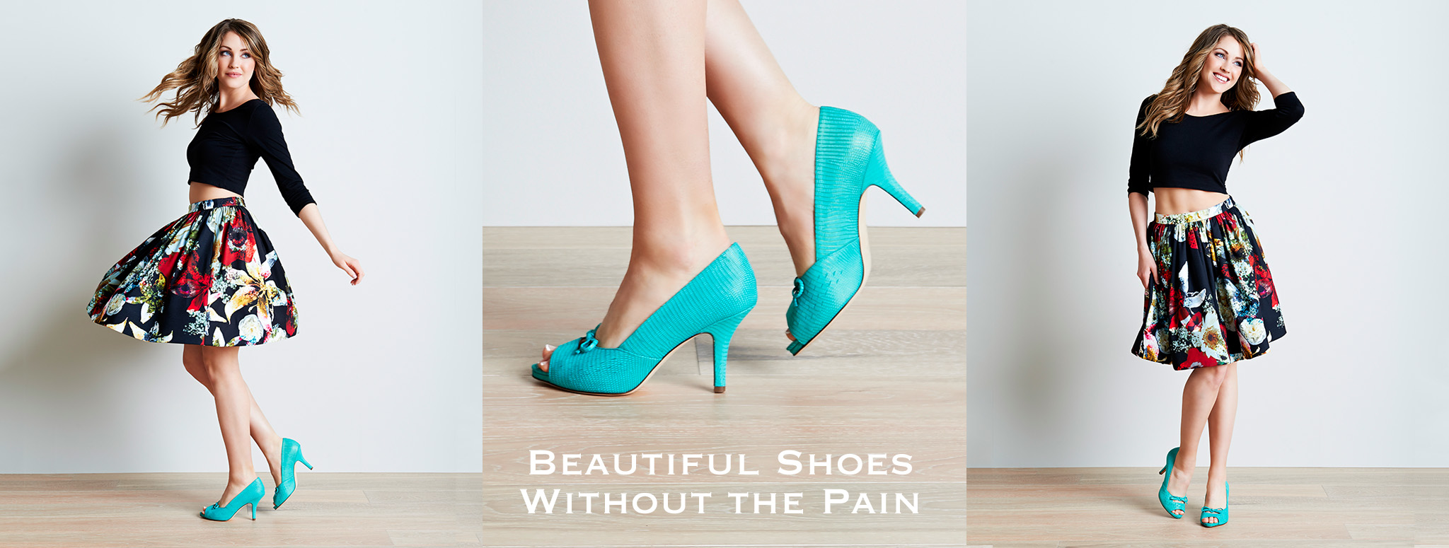 heels without the pain